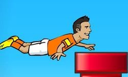 Flying Van Persie