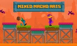 Mixed Macho Arts