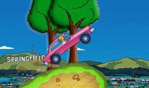 Original game title: Homers Donut Run 2