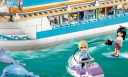 Lego Friends Jetski