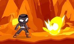 Greedy Ninja