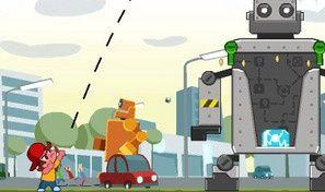Original game title: Big Evil Robots