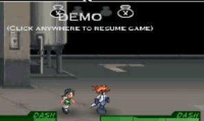 Original game title: Powerpuff Battle
