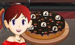 Sara's Cooking Class: Graveyard Cake