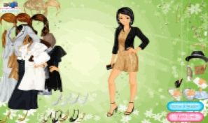 Original game title: Society Lady
