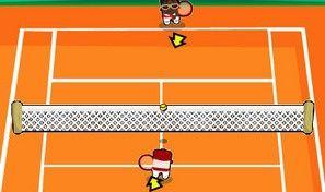 Original game title: Smash Tennis Party