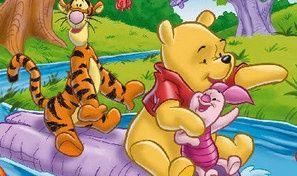 Original game title: Pooh Piglet Tigger Puzzle