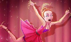 Funny Ballerina