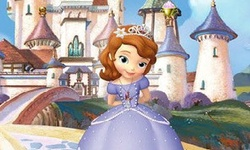 Sofia the First: Hidden Objects