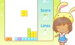 Tetris Bunny