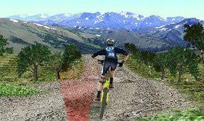Original game title: 3D Mountain Bike