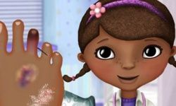 Doc McStuffins Foot Doctor