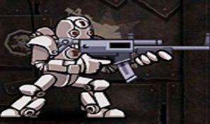 Original game title: Berzerk Battle