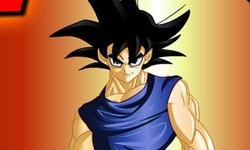 DragonBall Z Dress-up