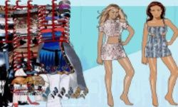 Beyonce & Jlo Dress Up