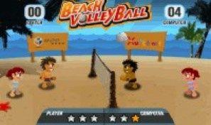 Original game title: Beach Volleyball