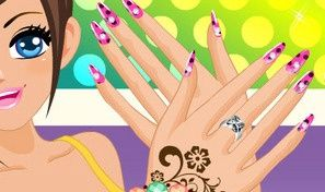 Cute Nails Decorating