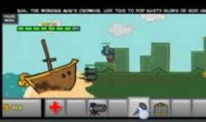 Original game title: Shore Siege!
