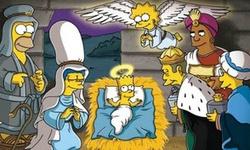 Simpsons Treasure Hunt