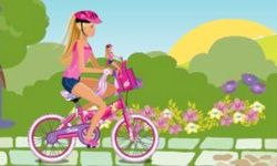 Barbie's Bicycle Adventure