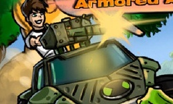 Ben 10 Armored Attack 2