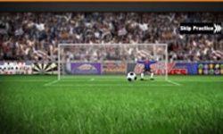 Tendangan Bebas Sepak Bola