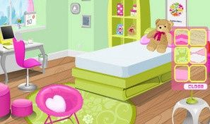 Original game title: Cute Yuki's Bedroom