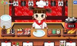 Sushi Serving