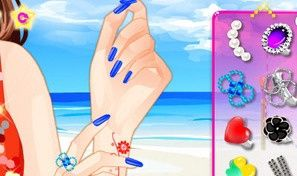 Original game title: Chic Nail Arts