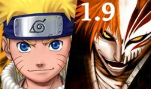 Bleach vs Naruto 1.9