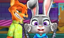 Judy and Nick Police Disaster