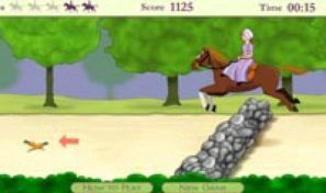 Original game title: Penny's Courageous Ride