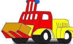 Tractor Kleuren 2