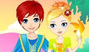 Original game title: Royal Princess Dating