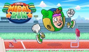 Olly's Medal Run
