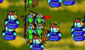 Original game title: Swords & Sandals Crusader