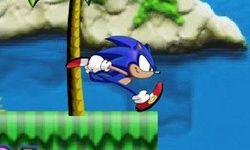 Ugráló Sonic