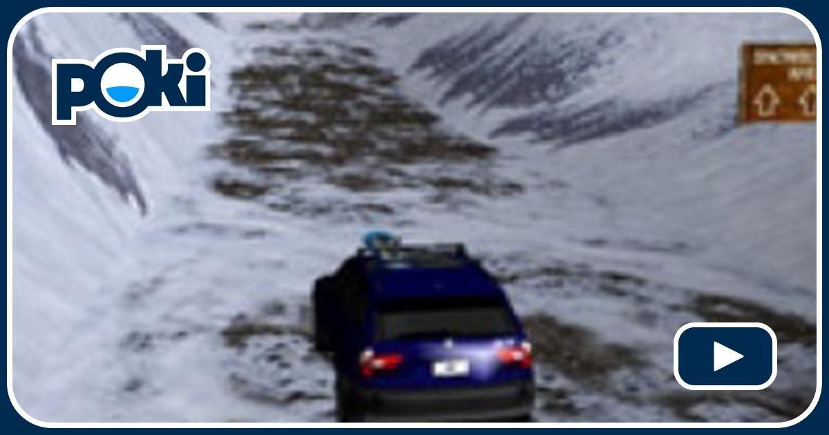 BMW X3 Race Game - Car Games - GamesFreak