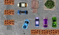 Sports Car Parking