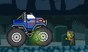 Original game title: Truck Zombie Jam