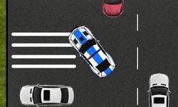 Police Car Parking 3