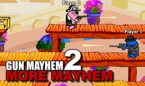 Original game title: Gun Mayhem 2