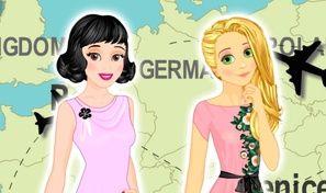 Disney Summer Euro Trip