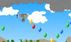 Original game title: Hot Air Bloon
