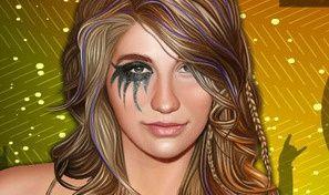 Kesha Celebrity Makeover