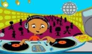 Original game title: DJ Dance Club