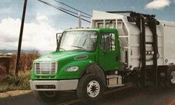 Garbage Truck SGA