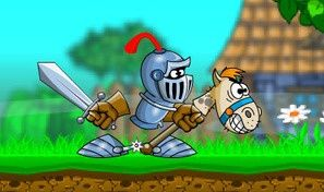 Original game title: Steel Jack