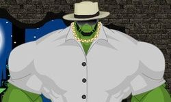 Hulk Dress Up