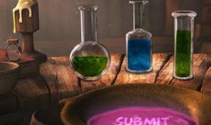 Papa Smurf's Potion Commotion